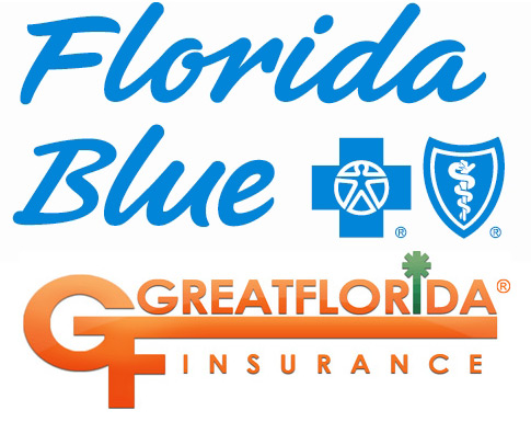 GreatFlorida Insurance is a authorized vendor of health insurance for Blue Cross & Blue Shield.